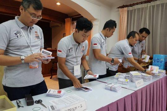 WNI di Kamboja nikmati pesta rakyat usai gunakan hak pilih