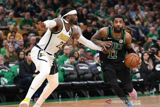 Irving dan Morris cetak 20 poin, Celtics atasi Pacers di gim pertama