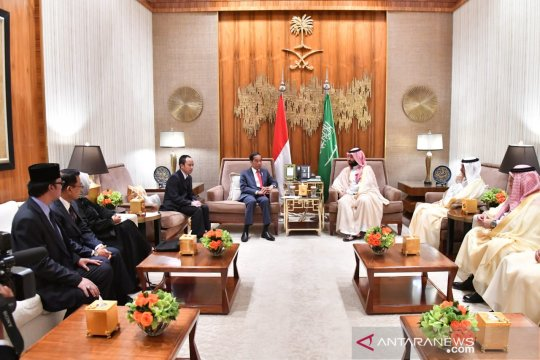Indonesia-Arab Saudi sepakat lakukan pertemuan setahun sekali