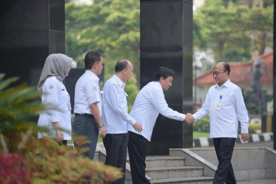 Sekjen Kemendes minta lingkup Kementeriannya jaga netralitas