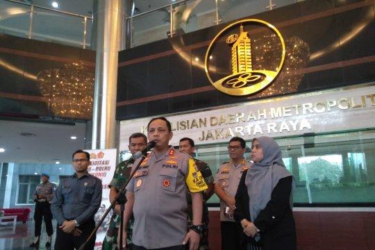 Kapolda: Belum ada potensi kerawanan pemilu di Jakarta