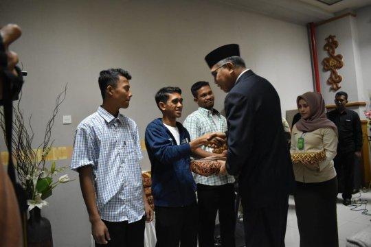 22 nelayan Aceh dari Myanmar tiba di tanah air