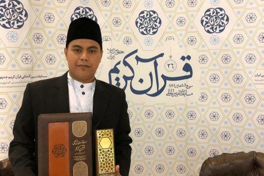 Qori Indonesia raih juara pertama MTQ Internasional Iran