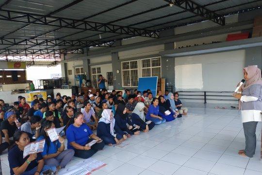 Ribuan warga binaan Rutan Makassar kehilangan hak pilih
