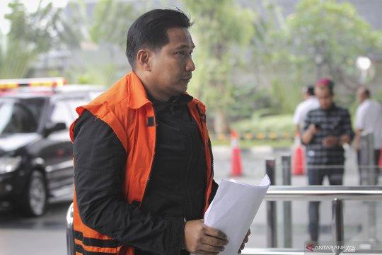 Pengacara Bowo Sidik bantah kliennya sebut Menteri Enggar