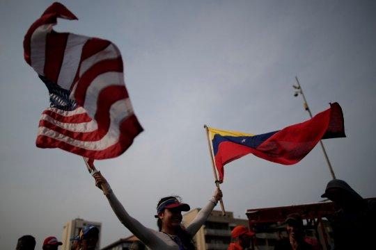 Brazil dukung upaya Guaido untuk gulingkan Maduro