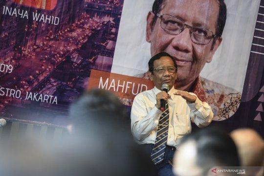 Soal gugatan pilpres, Mahfud jelaskan beda diterima dan dikabulkan