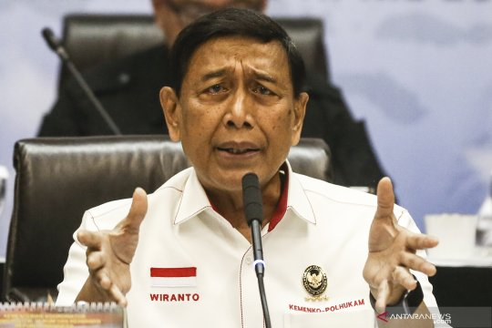 Wiranto gelar Rakorsus tingkat menteri bahas pasca-pemilu