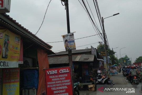 Sebagian APK masih tertinggal di Jakarta Selatan