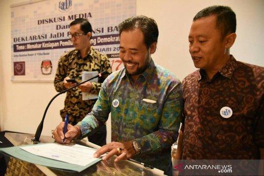 KoDe Bali Ingatkan KPPS-Pengawas TPS Harus Netral