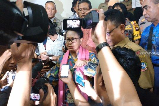 Menteri PPPA dorong penyelesaian kasus Au dengan UU Perlindungan Anak