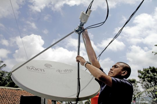 BAKTI buka akses internet untuk 1.300 puskesmas di Indonesia