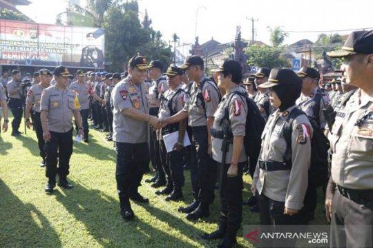 6.557 anggota Bali siap amankan TPS se-Bali