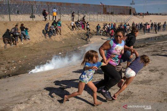 Sepakati isu migrasi, Trump tangguhkan tarif terhadap Meksiko