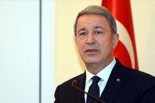 Menhan Turki: pembicaraan dengan AS konstruktif