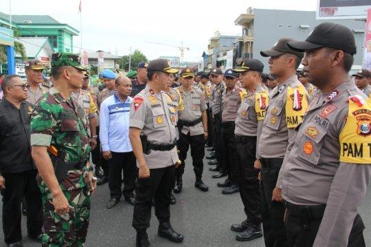 Kapolda klarifikasi demo anggotanya soal pengamanan Pemilu