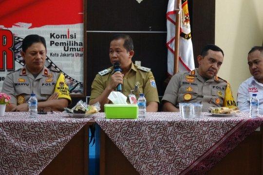 Wakapolda: distribusi logistik pemilu di Jakarta Utara dipastikan aman