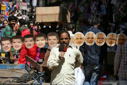 India laksanakan pemilu tahap kedua