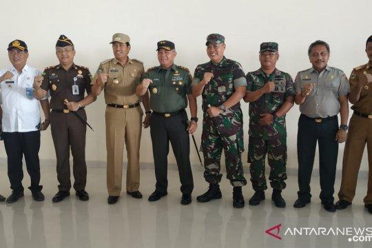 Pangdan XIII/Merdeka yakin Pemilu di Sulteng berjalan aman