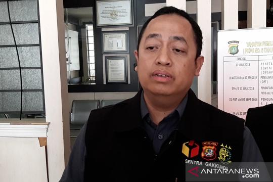 Kronologi penangkapan terduga politik uang di Jakarta Utara