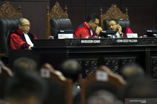 SMRC patuhi keputusan MK soal hitung cepat