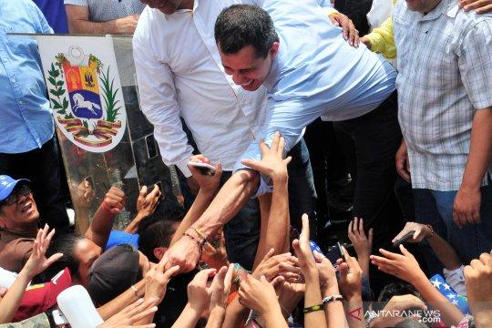 Wapres AS ucapkan selamat atas keterpilihan Juan Guaido di Venezuela
