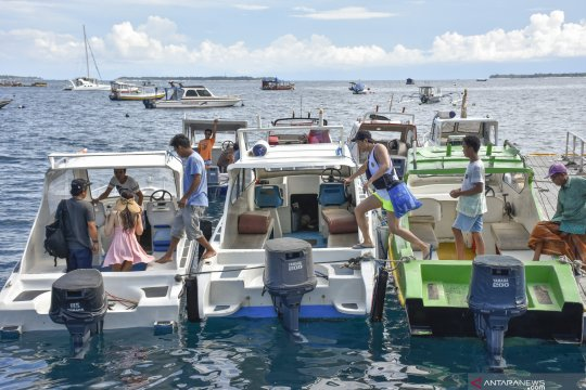 Lombok terpilih menjadi destinasi wisata halal terbaik