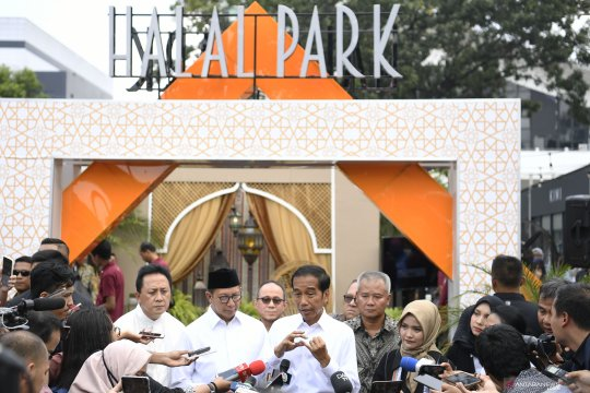 Kemenperin: Target pembangunan 3 kawasan industri halal tercapai