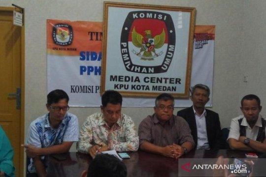 KPU Medan klarifikasi hoaks rekaman surat suara telah tercoblos