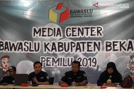 Bawaslu Bekasi rilis 1.763 TPS rawan