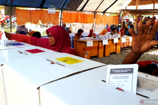 Poin krusial RUU Pemilu dan kedaulatan memilih
