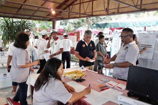Perolehan suara Jokowi-Ma'ruf unggul di Timor Leste