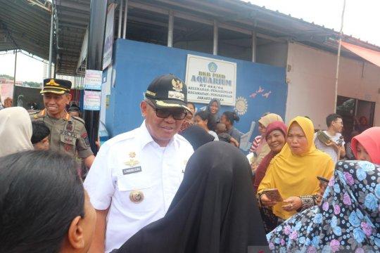 Wali Kota Jakarta Utara pantau TPS Kampung Aquarium