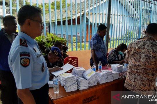 199 napi lapas narkotika di Jayapura tidak bisa mencoblos