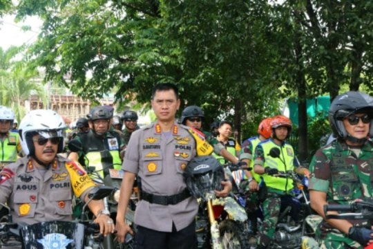 Kapolda Sumut: situasi kamtibmas di Medan kondusif
