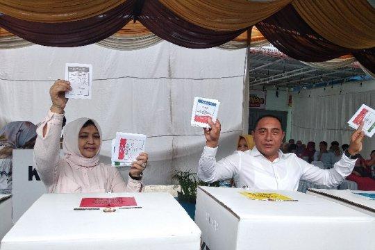 Gubernur: Sumut masih aman hingga hari H Pemilu