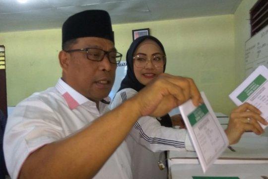 Prabowo - Sandi unggul sementara di Kaitetu