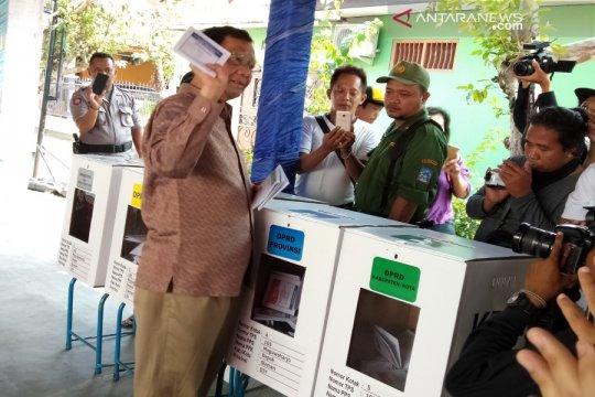Mahfud MD minta sengketa Pemilu diselesaikan sesuai aturan