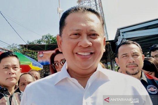 Ketua DPR ajak masyarakat rajut kembali rasa kebersamaan