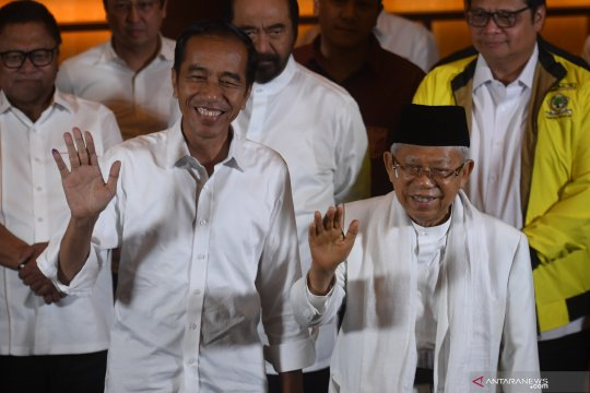 "Yenny Wahid: Jokowi bukan orang ""geer-an"""