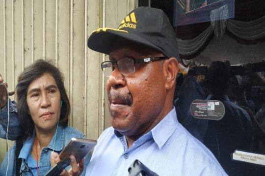 Pemungutan suara di tujuh kabupaten Papua dijadwalkan besok