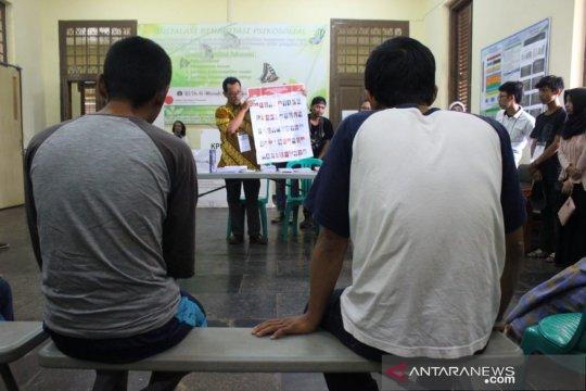 Enam pasien RS jiwa di Bogor mencoblos
