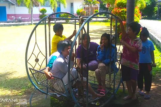 50 penyandang disabilitas Panti Harapan Ibu tunaikan hak pilih