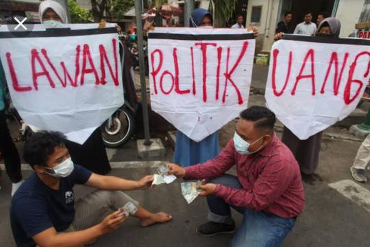 Bawaslu akan telusuri dugaan praktik politik uang di Yogyakarta