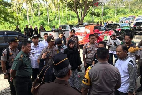 Bupati Banggai sesalkan kinerja KPU