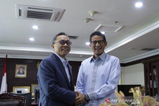 Ketua MPR berharap pemilu berlangsung damai dan luber jurdil