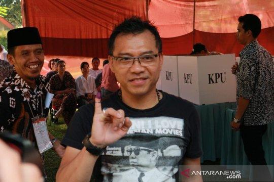 Anang Hermansyah: Tidak ada yang kalah dalam Pemilu