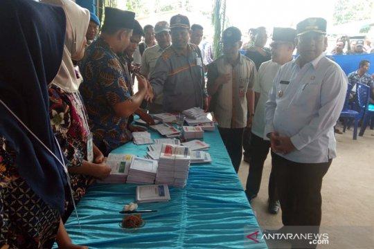 Rumah Gubernur Riau tampung kendaraan dinas selama cuti Lebaran
