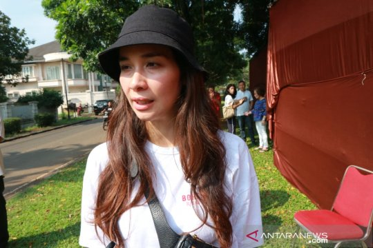 Marsha Timothy ingin presiden terpilih dukung film Indonesia
