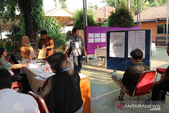 Jokowi-Ma'ruf unggul pada empat TPS pemilih dengan gangguan jiwa